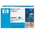 惠普(HP)LaserJet Q5951A 青色硒鼓(适用 LaserJet 4700)