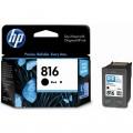 惠普(HP)C8816AA 816号 黑色墨盒(适用 Deskjet D2468 Officejet 4308 4338)