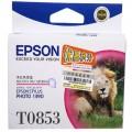 爱普生(Epson)T1223 洋红色墨盒 C13T122380(原为T0853 适用PHOTO 1390)