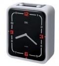 得力(deli)3942 考勤钟(停电不打卡/经济型/单色/超大钟面/内置充电电池)