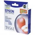 爱普生(Epson)T0561 黑色墨盒 C13T056180BD(适用R250 RX430 530)