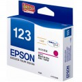 爱普生(Epson)T1233大容量洋红色墨盒 C13T123380(适用80W 700FW 1100)