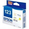 爱普生(Epson)T1234大容量黄色墨盒 C13T123480(适用80W 700FW 1100)