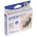 爱普生(Epson)T1126 淡洋红色墨盒 C13T112680(适用Photo RX590 R390 R270)
