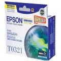 爱普生(Epson)T0321黑色墨盒 C13T032180BD(适用C80 CX5100 5300)