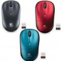 罗技(Logitech)M215 第二代笔记本无线光电鼠标(蓝色 红色 黑色)