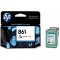 惠普(HP)CB337ZZ 861号 彩色墨盒(适用HP Photosmart C4488 D5368 Officejet J6488 Deskjet D4368 )