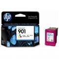 惠普(HP)CC656AA 901号 彩色墨盒(适用HP Officejet J4580 J4660)