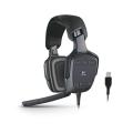 罗技(Logitech)G35 游戏耳机麦克风  7.1Dolby环绕立体声 可编程G键 3块可更换的头带护垫 6种语音特效 转回即关话筒