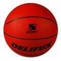deli得力 篮球 F1102 橡胶篮球5号球