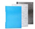 deli得力 单强力夹 纸板文件夹 5980 硬纸板材质 文件夹 文件管理