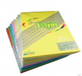 Maxleaf玛丽 A4彩色复印纸 深色 80g打印复印彩纸手工折纸100张/包