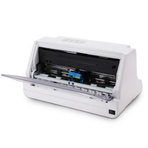 【营改增】得力针式打印机DL-630K淘宝快递发票票据连打平推式税控打印机