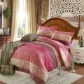 恒源祥家纺 恒源祥床用用品四件套 彩羊系列 都市新贵  全棉斜纹四件套 被套 床单 枕套