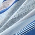 恒源祥家纺 恒源祥床用用品四件套 彩羊系列 随梦而飞 活性天鹅绒四件套 被套 床单 枕套
