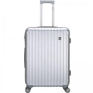 爱华仕OIWAS-OCX6197U旅行箱20/24寸 金属拉丝面ABS 航空级铝合金拉杆